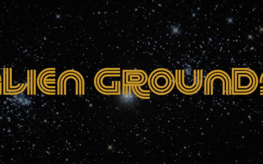 Mars Red Sky – Alien Grounds